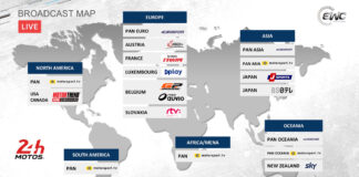 2021 24 Heures Motos To Be Shown Around The World
