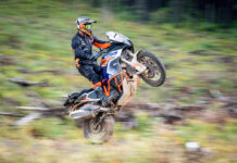 Ktm's Award-winning Terra Adventure Outfit Brings Innovation To The Saddle