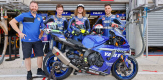 Yart Yamaha On Pole Position At The 24 Heures Motos