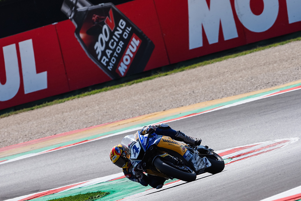 Gonzalez Leads Odendaal In Tight Fight On Friday At Misano In Worldssp