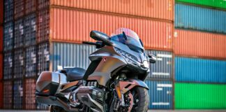Specialist Dealers Take Delivery Of 2019 Honda Gl1800 Gold Wing