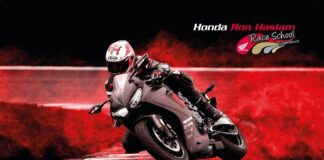 Dates And New Models Announced For The Ron Haslam Race School Experience