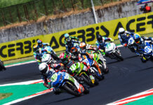 Carrasco Stuns With Misano Race 2 Win After Late Booth-amos Error