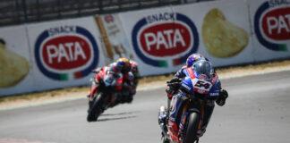 Razgatlioglu Denies Rinaldi A Home Hat-trick With Misano Race 2 Victory