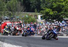 Gagne Wins Fifth Straight Motoamerica Honos Superbike Race