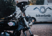 Bikerbnb's The Highland Scramble Partners With Royal Enfield